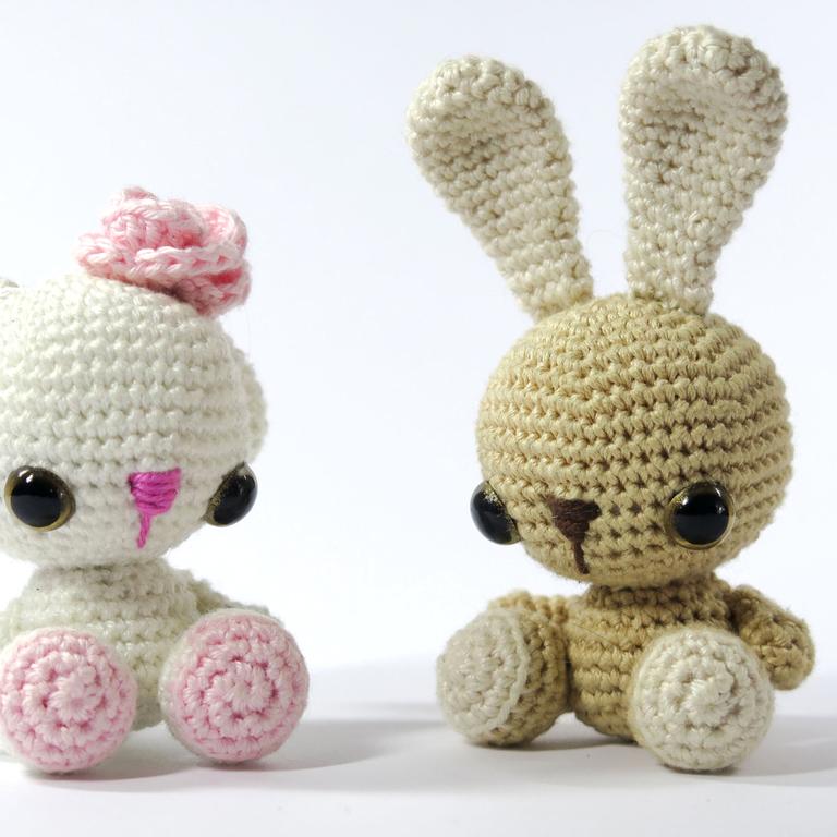 Amigurumi Treasures: 15 Crochet Projects To Cherish: Lee, Erinna ... | 768x768